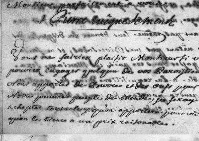 Généalogie Anecdotes Les Laubies 1722 Épidémies Peste