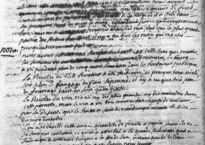 Généalogie Anecdotes Saint-Pierre-d'Albigny 1741 Rétrospective