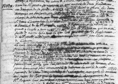 Généalogie Anecdotes Saint-Pierre-d'Albigny 1741 Religion